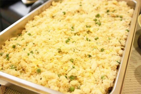 Nasi goreng HongKong